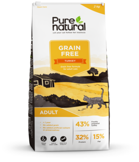 Grain Free Adult - Turkey